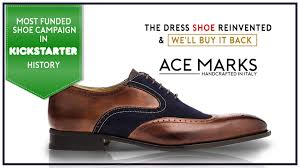 handcrafted dress shoes reinvented for the modern gentleman by ace