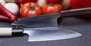 Kitchen Knives Forum Carter High Grade Funayuki Vs Tadafusa Santoku Chefknivestogo