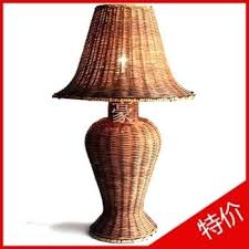 Rattan Table Lamp Cane Table Lamps Get Quotations A Light Rattan Cane Rattan Table