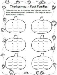 set thanksgiving activities 2nd grade math language thanksgiving 2nd