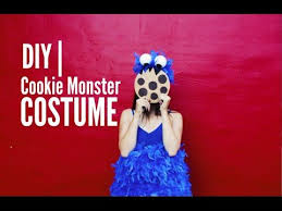 The Joy Of Fashion Halloween Cute Homemade Cookie Monster Costume by The 25 Best Monster Costumes Ideas On Pinterest Cookie Monster