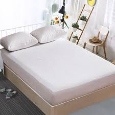 Mattress Bed Bug Cover Aliexpress Com Buy 160x200cm Elite Terry Waterproof Luxury