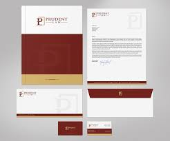 design by humans canada professional elegant legal stationery design for a company by