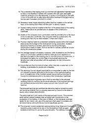 agenda of council 10 june 2015