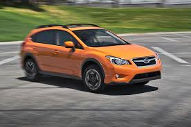 subaru crosstrek turbo 2013 subaru xv crosstrek 2 0i limited first test motor trend