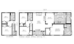custom ranch floor plans simple custom ranch house plans placement house plans 18454