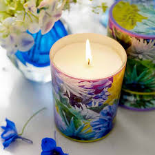 Candle Holders Decorated With Flowers Decorative Candles And Flowers Cheap Mothers Day Gift Ideas