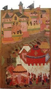 Ottomans Turks Turkish Bombard Stories Ottoman Objects Tell