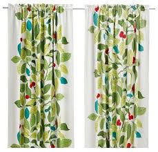Retro Kitchen Curtains by Kitchen Curtains Ikea Kenangorgun Com