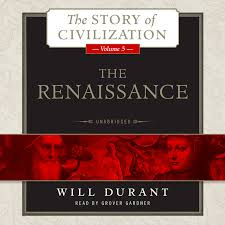 download the renaissance audiobook by will durant for just 5 95