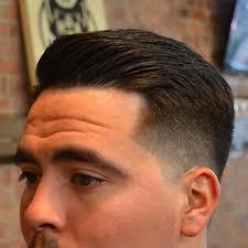 fade comb over haircut top men haircuts