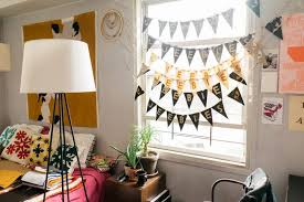 uo diy halloween bunting urban outfitters blog