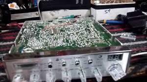 cb radio cobra 148 gtl youtube
