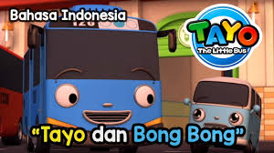 film tayo bahasa indonesia full movie the little bus tayo bahasa indonesia tayo dan bong bong youtube