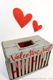 school valentines day s boxes for school with plaid crafts a girl and a
