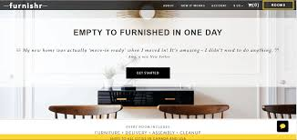 furnishing a new home furnishr room in a box an end to end turnkey home furnishing