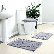 Bathroom Mats Set by Gorgeous 4 Piece Bathroom Rug Set U2013 Elpro Me