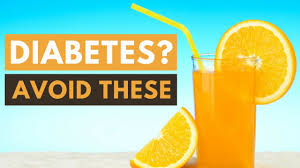 5 foods to avoid with diabetes youtube