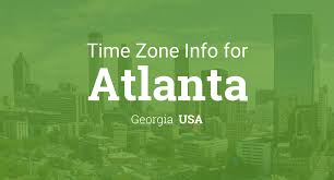 Time Zone Map For Usa by Daylight Saving Time Dates For Usa U2013 Georgia U2013 Atlanta Between