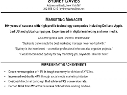 how to write a good summary for a resume 93 captivating basic