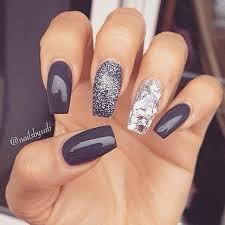 easy nail art glitter 14 best nails nails nails images on pinterest nail design nail
