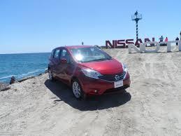 nissan versa que gasolina usa nissan note 2014 un hatch que recupera bien sobre tiida y versa