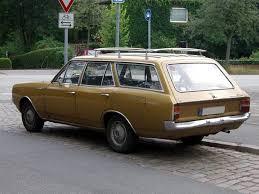 opel rekord station wagon opel rekord c