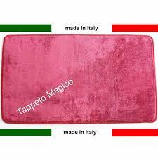 tappeto magico prezzo tappeto magico in microfibra antiscivolo made in italy 50 x 80
