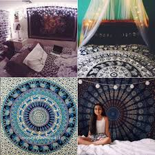Wall Tapestry Bedroom Ideas Indie Tapestry On The Hunt