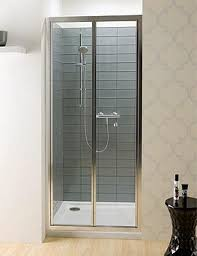 Shower Door 700mm Simpsons Edge Bi Fold Shower Door 700mm Ebfsc0700 Uk Bathroom