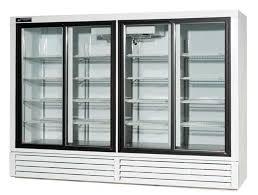 sliding glass door beverage refrigerators u0026 coolers
