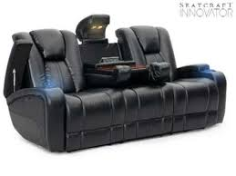 Movie Theater Sofas product spotlight seatcraft innovator home theater seating youtube
