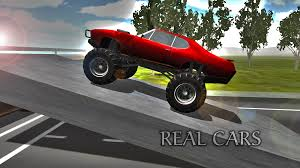 monster truck drag racing games crazy monster truck trial android apps on google play