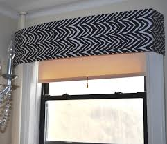 diy simple window cornice