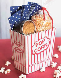 popcorn gift baskets 13 ideas for diy gift baskets that make great christmas gifts