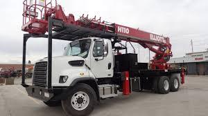 h110r hireach telescopic bucket truck h110 elliott equipment