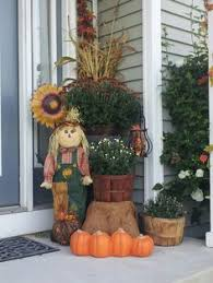 Corn Stalk Decoration Ideas Decorating With Corn Stalks For Fall Google Search Halloween
