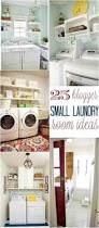 Diy Ideas For Small Spaces Pinterest Laundry Room Splendid Laundry Room Floor Plans Small Laundry