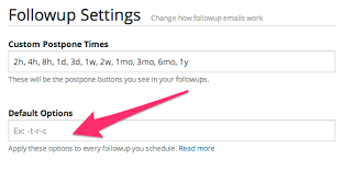 how to use followupthen