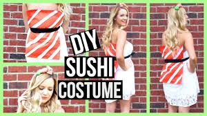 Halloween Sushi Costume Diy Sushi Halloween Costume 5