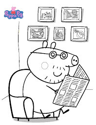 10 peppa pig coloring pages 2017 haven u0027t