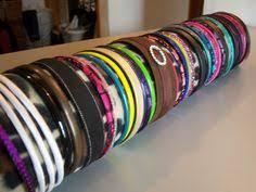 how to make a headband holder brilliant idea gail made bands away tidy up those headbands