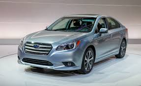Subaru Legacy Redesign 2015 Subaru Legacy Photos And Info U2013 News U2013 Car And Driver