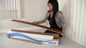 Vinyl Flooring Planks Installation How To Install Tongue And Groove Vinyl Flooring Youtube