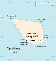 Puerto Rico Island Map by Navassa Island Wikipedia