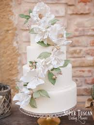 wedding in italy wedding cake