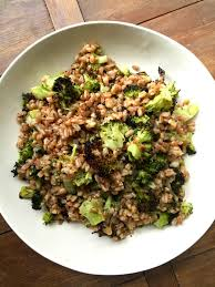 Barefoot Contessa Roasted Broccoli Farro With Grilled Broccoli And Sweet Onions U2013 The Mom 100 The Mom 100
