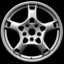 porsche silver powder coat wheel dynamic u0026 fast forward wheel refinishing caution rennlist