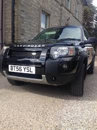 land rover freelander td4 hse 3dr manual 2 0 diesel black with