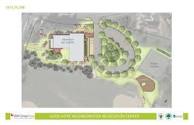 Mcg Floor Plan by Good Hope Neighborhood Recreation Center